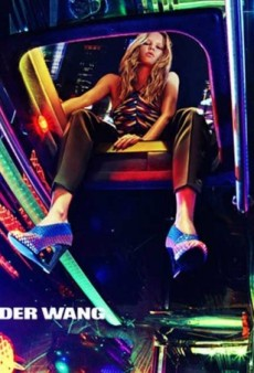 Anna Ewers Returns for Alexander Wang's Electrifying Spring 2015 Campaign (Forum Buzz)
