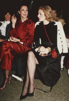 5 Times Carolina Herrera Rocked 80s Glam Better Than the Cast of 'Dynasty'