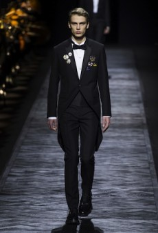 Dior Homme Fall 2015 Runway