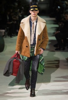 DSquared2 Men's Fall 2015 Runway