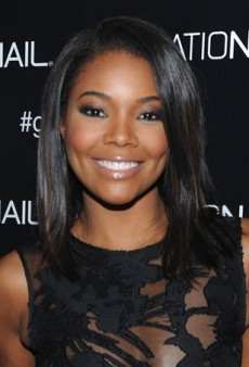 Gabrielle Union on Teaming Up with SensatioNail, Her Mascara Obsession and More