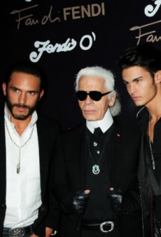 5 Reasons Why it's Awesome to Be in Karl Lagerfeld's Entourage
