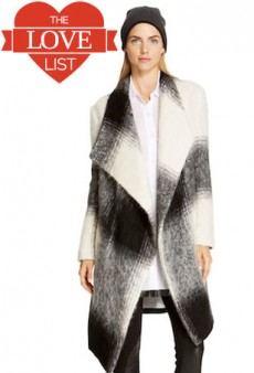 Alpaca Coats, Bamboo Sandals and More: The Love List