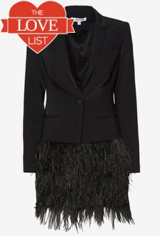 Snake Necklaces, Feather-Trimmed Blazers and More: The Love List