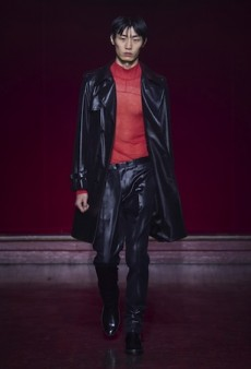 Maison Martin Margiela Men's Fall 2015 Runway