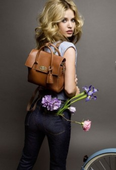 Georgia May Jagger Replaces Cara Delevingne as the Face of Mulberry (Forum Buzz)