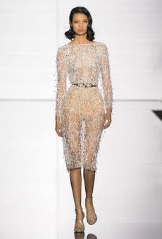 Zuhair Murad Couture Spring 2015 Runway