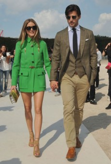 Olivia Palermo and Husband Johannes Huebl Star in La Mer Short Film