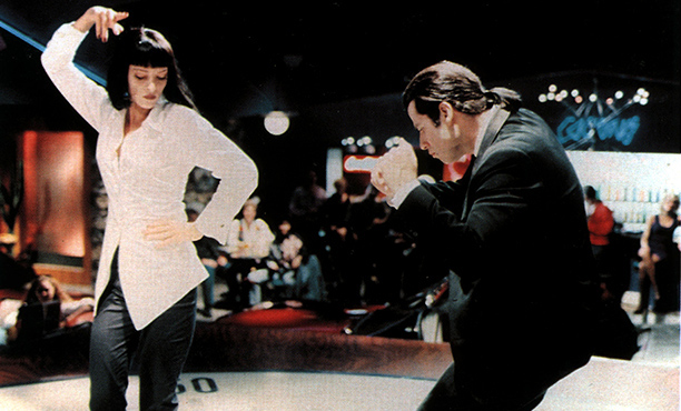 Pulp Fiction; Image: Movie Still