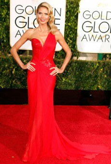 The Red Hot Trend Taking Over the 2015 Golden Globes