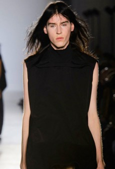 Peen Takes Center Stage at Rick Owens' Men's Show (NSFW, Obviously)