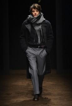 Salvatore Ferragamo Men's Fall 2015 Runway