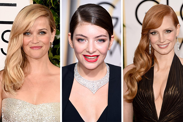 Reese Witherspoon, Lorde and more on the 2015 golden globes red carpet