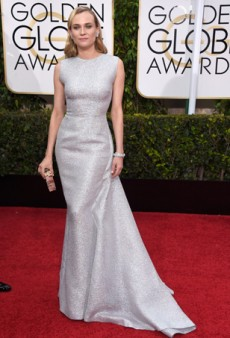 The Silver Lining at the 2015 Golden Globes