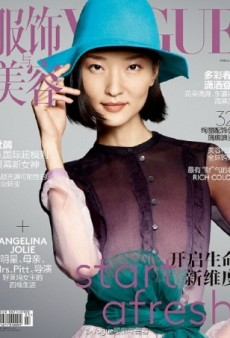 Du Juan Lands Her 12th Cover of Vogue China (Forum Buzz)