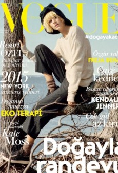 Vogue Turkey Misses the Mark with Freja Beha Erichsen Cover (Forum Buzz)