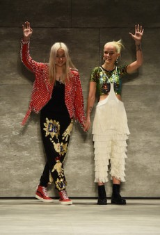 DI$COUNT UNIVER$E Makes its New York Fashion Week Debut
