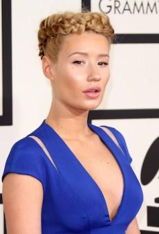 Eggy Azalea's Grammys Hairdo Explained