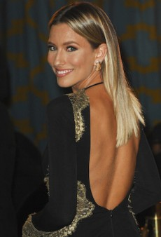 Renee Bargh's Oscars Prep Involves a 24-Karat Gold Facial