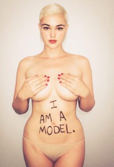 "Has Ajay Rochester Started a Social Movement to Drop the ""Plus-Size"" Label?"