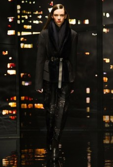 Donna Karan New York Fall 2015 Runway