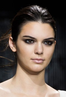 Seductive Hair Knots and Smoky Eyes at Diane von Furstenberg Fall 2015