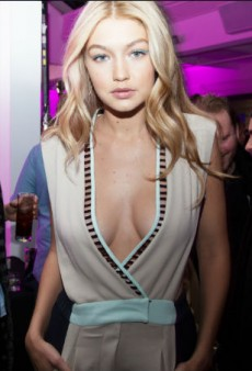 Gigi Hadid Insists She Didn't Snort Cocaine at the VS Spring Break Party
