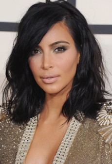 How to Get Kim Kardashian's Sultry Red Carpet Hair & Makeup