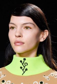 10 Best Beauty Looks from London Fashion Week