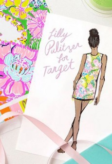 Target's Lilly Pulitzer Collaboration to Include Cosmetics