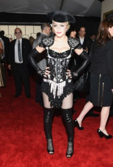 Why Madonna Was Dressed Like a Matador Last Night