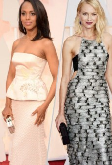 Down-to-There Necklines and 4 Other Trends That Ruled the Oscars Red Carpet