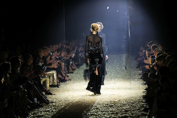 Tom Ford Autumn/Winter 2015 Womenswear Collection Presentation - Runway