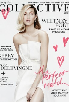 Whitney Port's Business Know-How Scores Her a Renegade Collective Cover