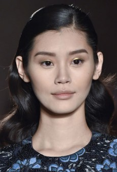 The Beauty Look at Zac Posen Was Pure Elegance and Glamour