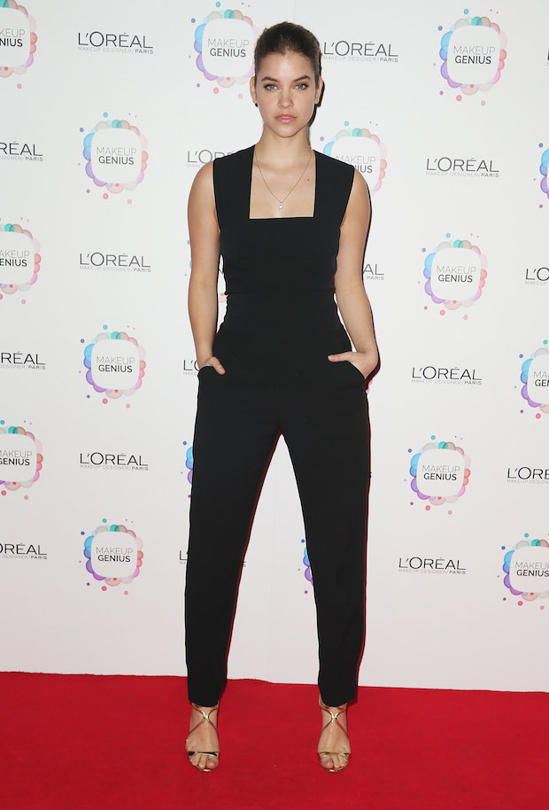 Barbara Palvin L'Oreal Paris Launch