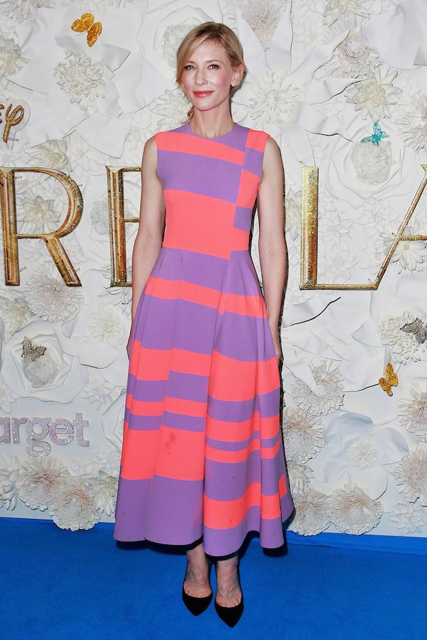 Cate Blanchett Sydney Cinderella premiere
