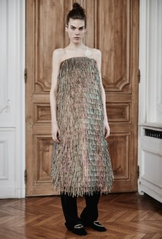 Ellery Gets an Artsy Twist for Its Fall 2015 Show at Paris Fashion Week