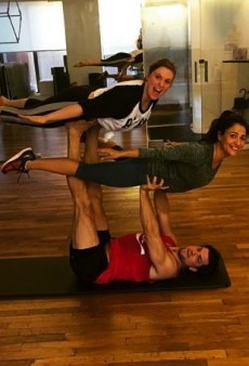 Everything You Need to Know About AcroYoga