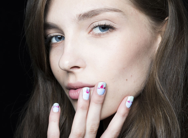 nail-colors-for-spring-rebecca-minkoff-spring-2015