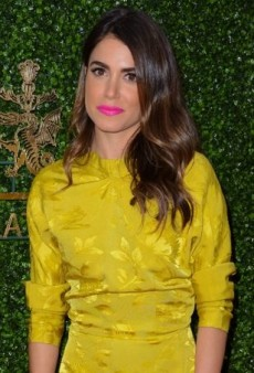 Nikki Reed Takes Advantage of a Golden Opportunity in Etro