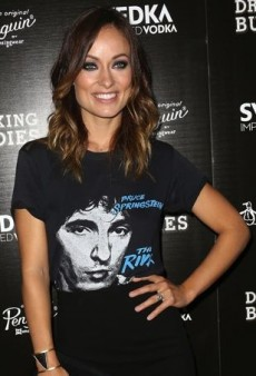 7 Times Olivia Wilde Rocked a T-Shirt Like No Other