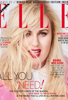 Why Rebel Wilson Is the Perfect Cover Girl