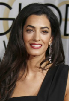 Is Amal Clooney Getting a Vogue Cover?