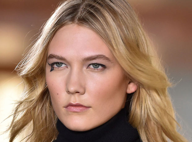 anthony-Vaccarello-for-lancome-fall-2015-karlie-kloss