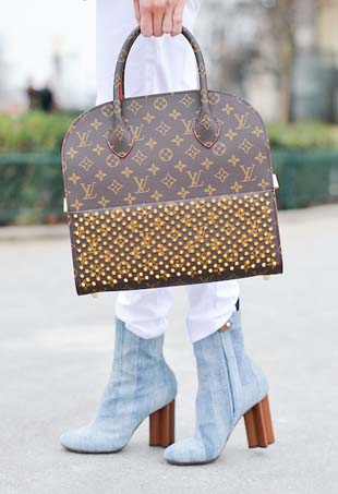 Street Style Bag and Shoes