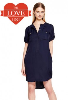 Tory Burch Mules, DKNY Shirt Dress and More: The Love List