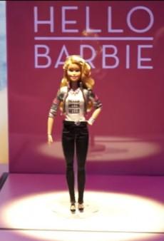 New Talking Barbie Sparks Privacy Concerns