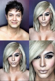 This Guy Can Make Himself Look Exactly Like Every Celebrity You Wish You Looked Like