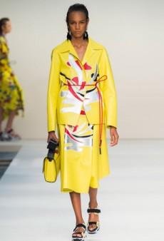 Spring Serves Fashion Sunny-Side Up